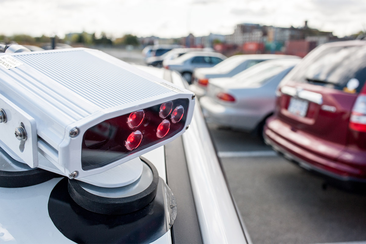 License Plate Recognition | Republic Parking Immobilization Services